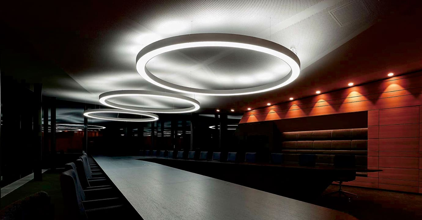 RHEA LED Linear Office Lighting