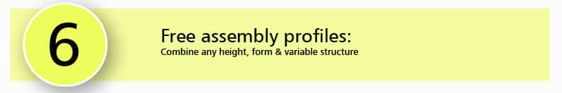 Free Assembly Profiles