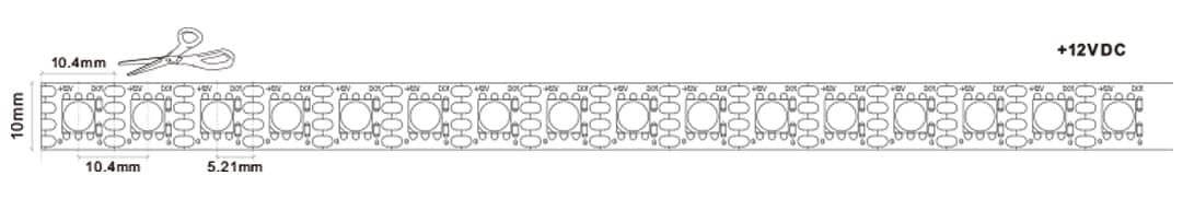LED strip Lights Digital Pixel