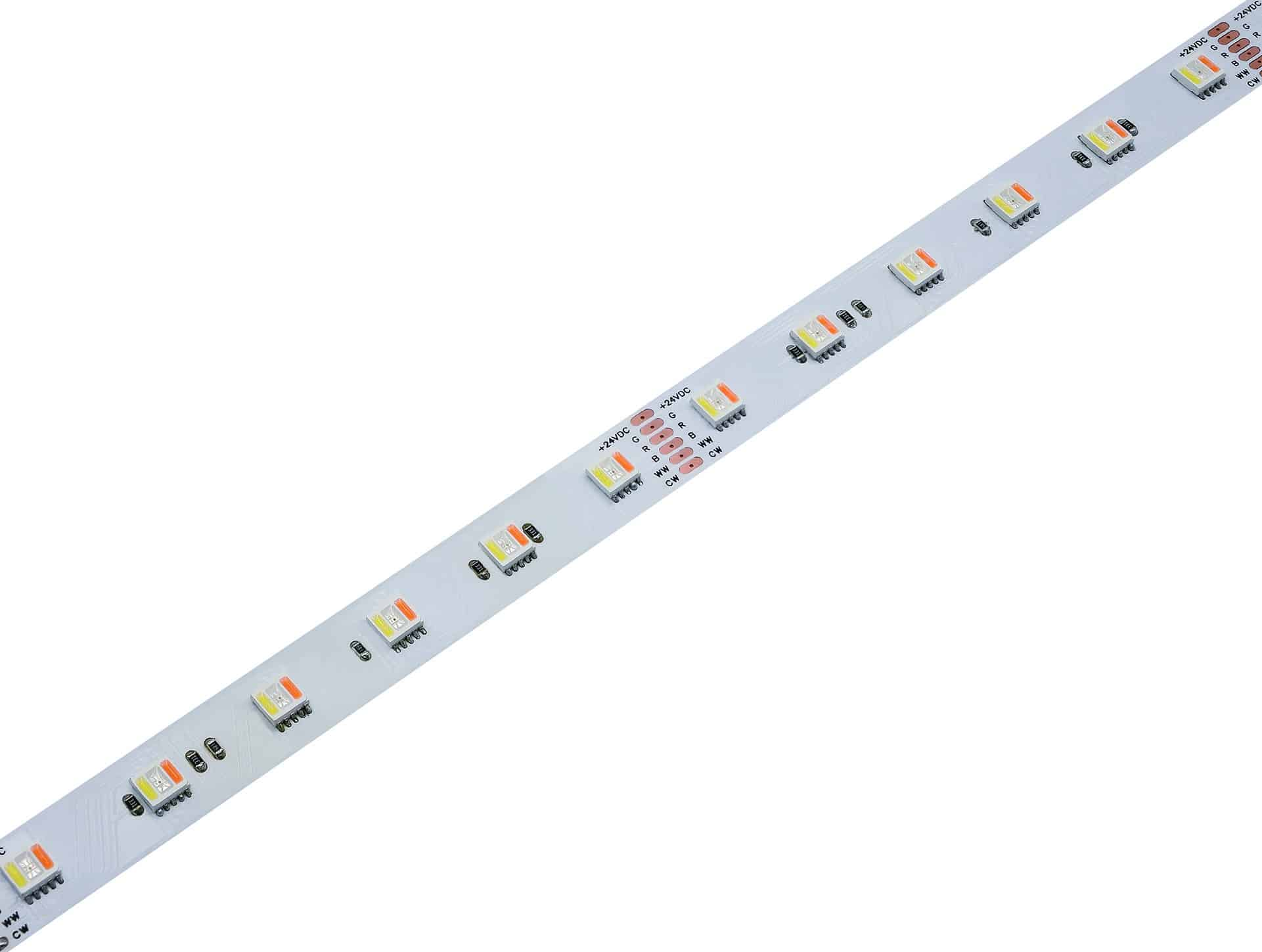 LED strip lights RGB W+WW