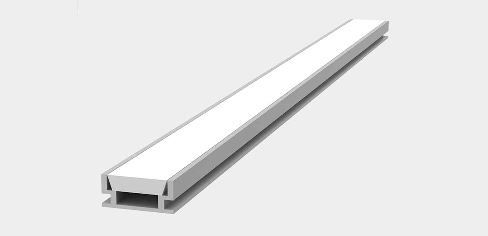 LED Aluminium Profile - IP65 Floor Profile - LP1908