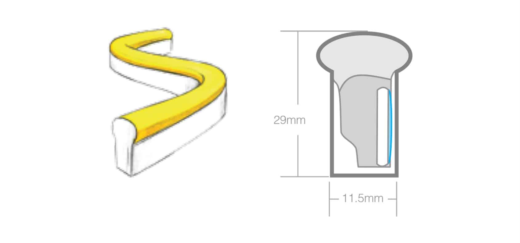 270D Bendable Dimension