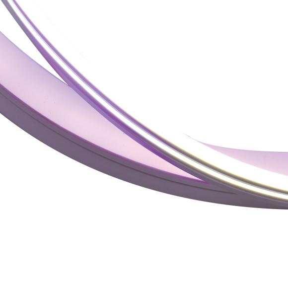 Rhea Neon Flex Vega Series 4 mm super slim illumination