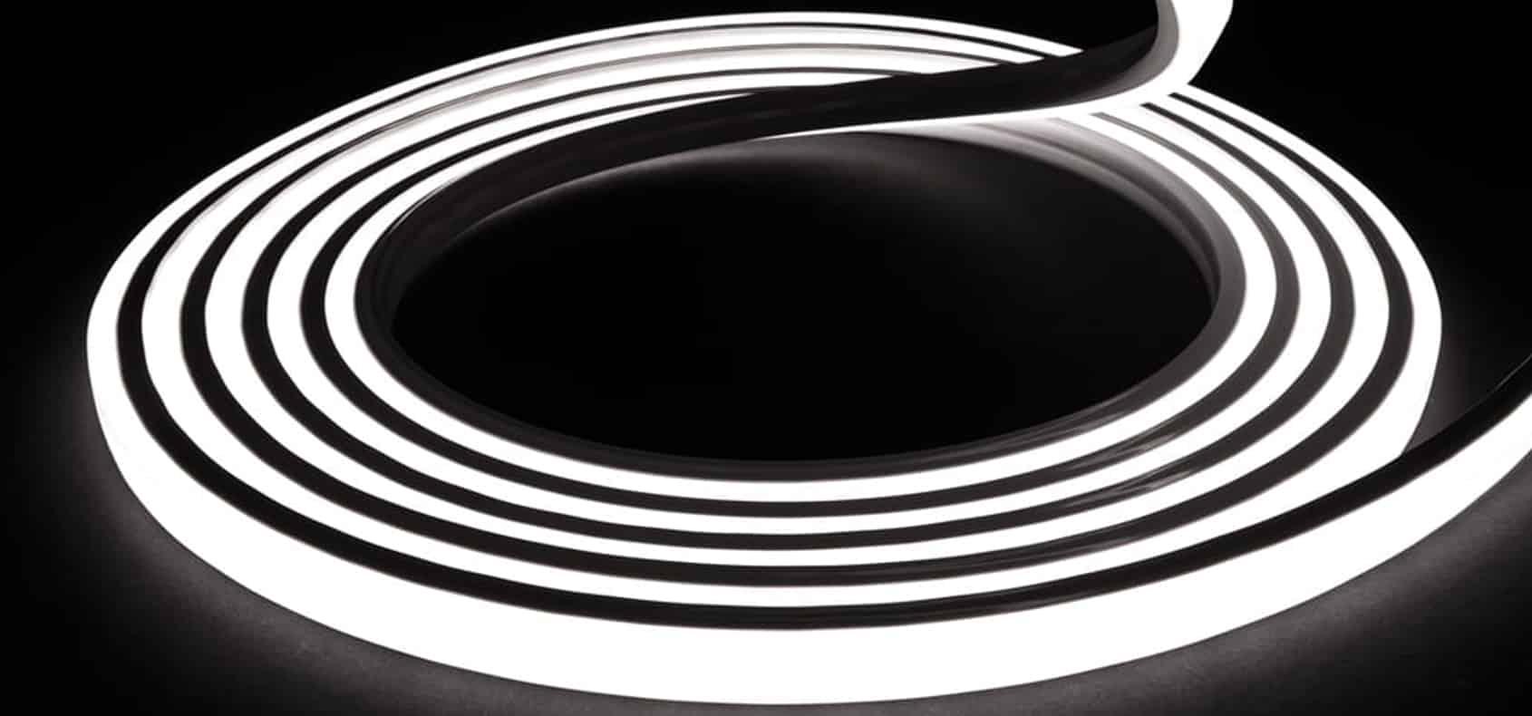 Neon-Flex-Slim Top Bend - 6x6mm - Image