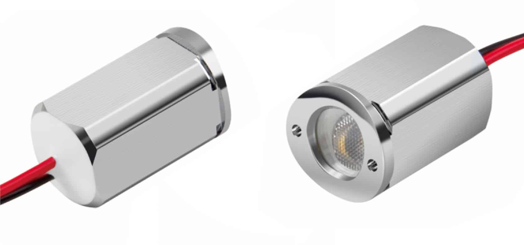 LED Aluminium Profile - Handrail Profile -M20